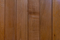 Wooden wall background. A texture of wooden wall background royalty free stock photos