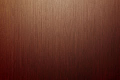 Wooden Wall  Background Texture with Lighting from Above. Stock Photography