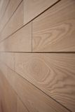 Wooden wall or floor Royalty Free Stock Photo