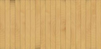 Wooden wall stock illustration