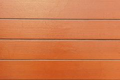 Wooden wall. Wall in house is made from wood Royalty Free Stock Images