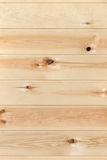Wooden wall made of planks Stock Photography