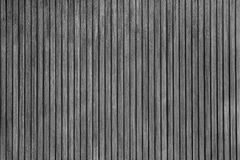 Wooden wall in monochrome style stock photo