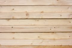 Wooden wall natural background or texture royalty free stock photo