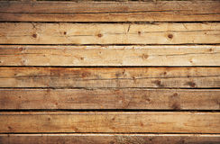 Wooden wall Stock Image