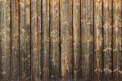 Wooden wall. Old weathered wooden wall background Stock Photo