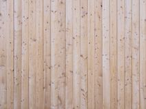 Unpainted wood texture. Wooden Wall without paint High Resolution royalty free stock image