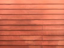 Wooden wall. Red wooden wall Royalty Free Stock Images