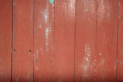 Wooden wall. Red old wooden wall textured Stock Images