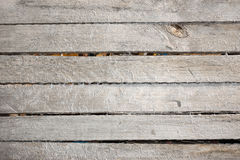 Wooden wall slats. Natural background or texture. Vintage background Royalty Free Stock Images
