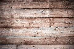 Wooden wall texture Stock Photography