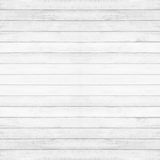 Wooden wall texture background, gray-white vintage color Royalty Free Stock Photos