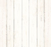 Wooden wall texture background, gray-white vintage color Royalty Free Stock Image