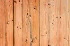 Wooden wall for texture background Royalty Free Stock Photography