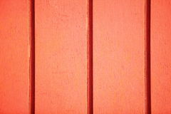 Wooden wall texture orange background Royalty Free Stock Photo