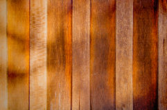 Wooden wall texture, wood background Stock Photography