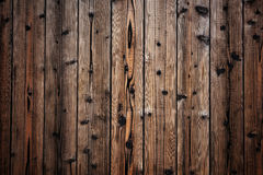 Wooden wall for Textured background Royalty Free Stock Photography