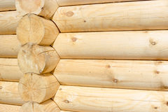 Wooden wall from timber Royalty Free Stock Photography