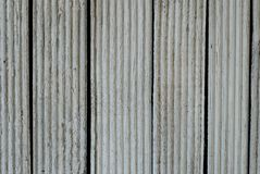 Wooden wall from vertical boards Stock Photography