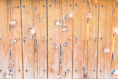 Wooden wall Stock Photography