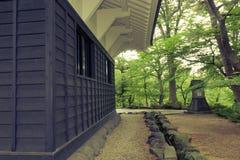 Akita Castle Royalty Free Stock Photos