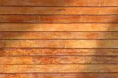 Wooden wall, wood background. Pattern of wooden plank wall, wood background Royalty Free Stock Images