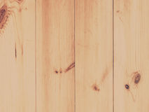 Wooden wall or wooden floor with vintage filter.  stock images