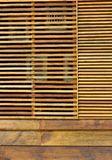 Wooden walls. Stock Photos