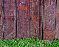Wooden walls Royalty Free Stock Photography