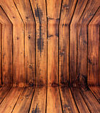 Wooden walls. Royalty Free Stock Photos