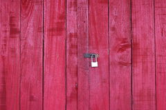 Wooden walls Stock Images