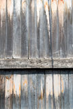 Wooden walls Royalty Free Stock Photo