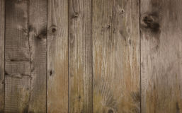 Wooden walls Stock Image