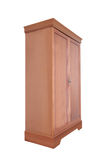 Wooden wardrobe Royalty Free Stock Photo