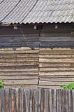 Wooden warehouse Stock Photo