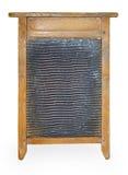 Wooden washboard Stock Photos