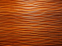 Wooden wavy patterns Stock Images