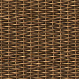Wooden weave. An illustration of a dark wooden weave Stock Photos