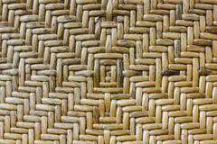 Wooden weave texture Stock Images