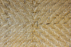 Wooden weave texture Royalty Free Stock Photography