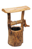 Wooden well Royalty Free Stock Images