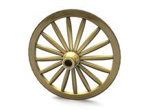 Wooden wheel Royalty Free Stock Photos