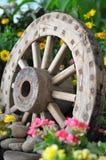 Wooden Wheel Royalty Free Stock Photo