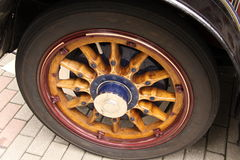 Wooden wheel Stock Photos