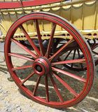 Wooden Wheel. Royalty Free Stock Photos