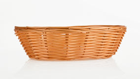 Wooden wicker Stock Images