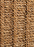 Wooden wicker texture Royalty Free Stock Image