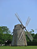 Wooden windmill Royalty Free Stock Photos