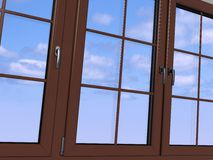 Free Wooden Window Stock Photo - 22330030