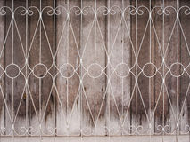 Wooden window. Royalty Free Stock Photo